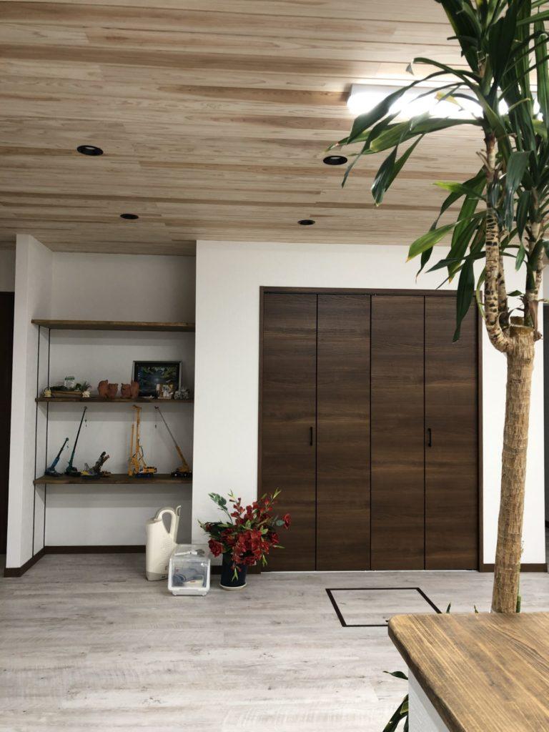 木造コンテナ事務所